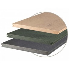 Террасная доска Easy Deck Dolomit Bodenplatte 19 x 245 х 1995