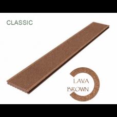 Террасная доска Megawood Classic slate grey 21 x 145 х 3000