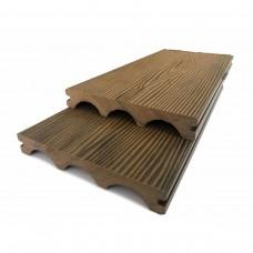 Террасная доска RENWOOD Terrace 3D Massive пустотелая 25х150х2200