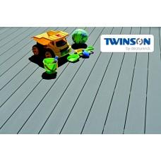Композитная террасная доска Twinson Massive 140x20x4000/6000 мм