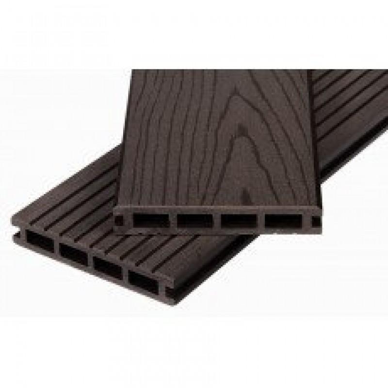 Террасная доска Polymer&Wood Premium 25х150х2200
