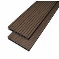 Профіль композитний (дошка) Gamrat темно-коричневий 25/160/3000мм