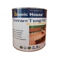 Террасное тунговое масло «Terrace Tung Oil» 1л