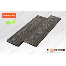 Террасная доска Porch Intense 3D , размер 150х24х3000 мм