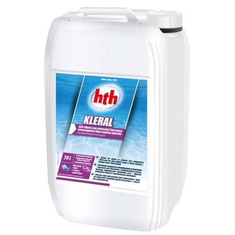 Альгицид HTH Kleral для борьбы с водорослями, 20 л