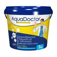 Средство 3 в 1 по уходу за водой AquaDoctor MC-T 5 кг
