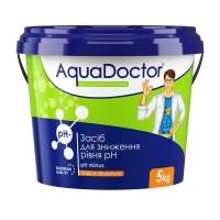 Средство для снижения уровня pH AquaDoctor pH Minus 5 кг