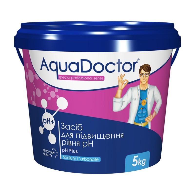 Средство для повышения уровня pH AquaDoctor pH Plus 5 кг