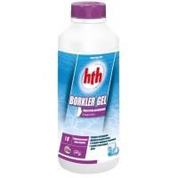 Очиститель ватерлинии hth, 1л BORKLER GEL (Франция)